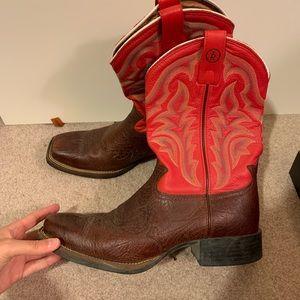 Tony Lama cowboy boots 9.5D